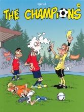Gurcan  Gursel The Champions 30