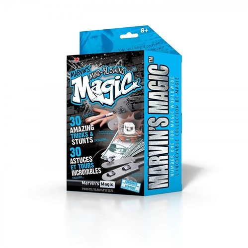 Mar-mme0101,Marvin`s mind blowing magic - 30 amazing tricks & stunts