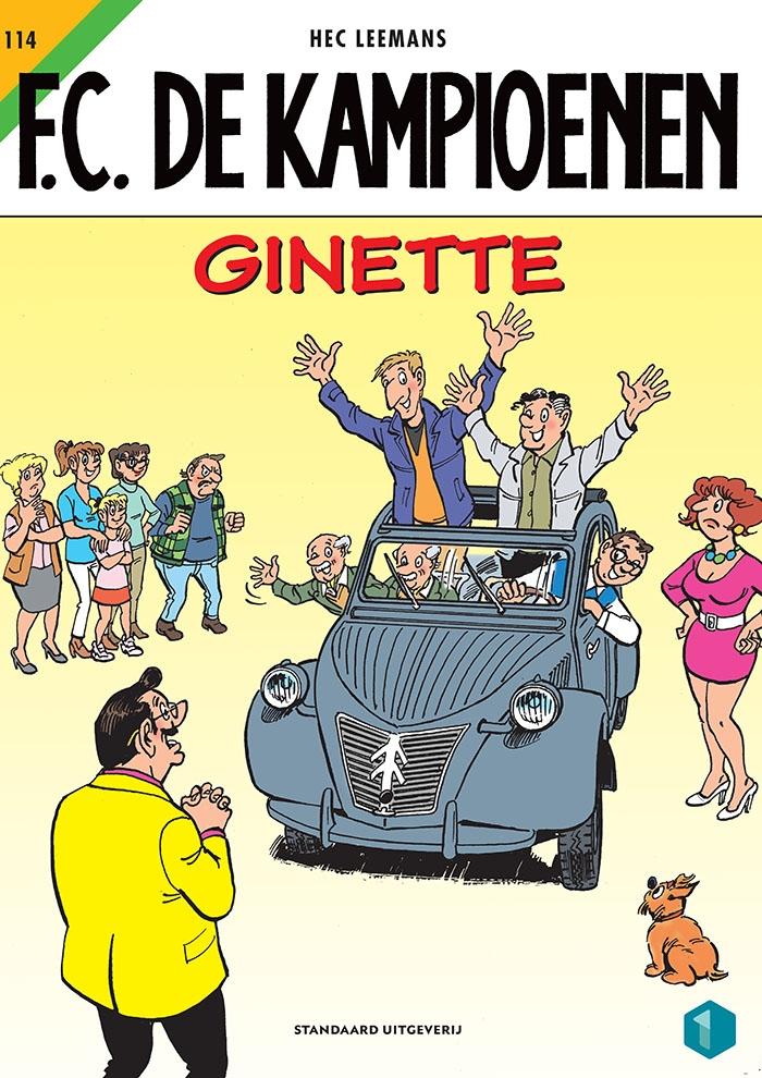 Hec Leemans,Ginette