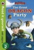Ladybird, Dragons: The Great Dragon Party - Read It Yourself with Lady