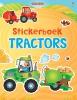 Usborne Stickerboek, Tractors