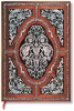 , Mother-of-Pearl Grande Unlined Notebook