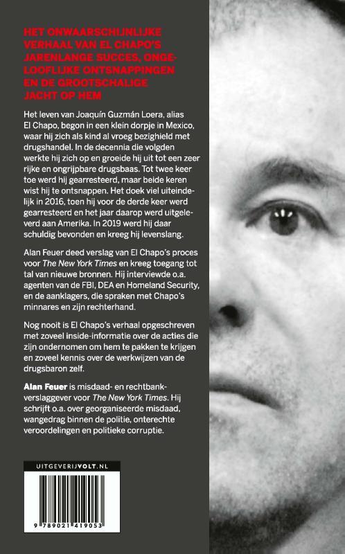 Alan Feuer,El Chapo