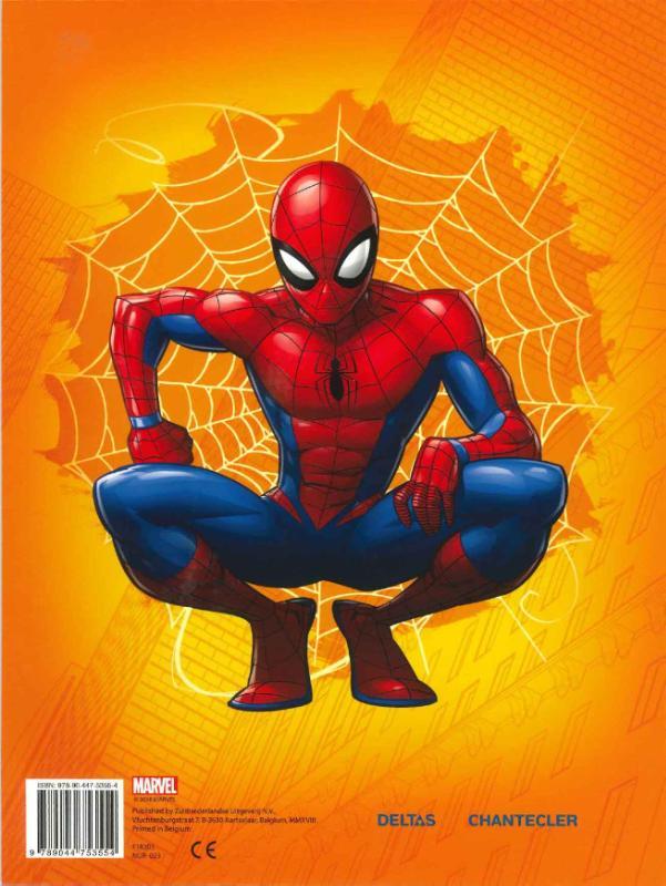 ,Spider-Man Color
