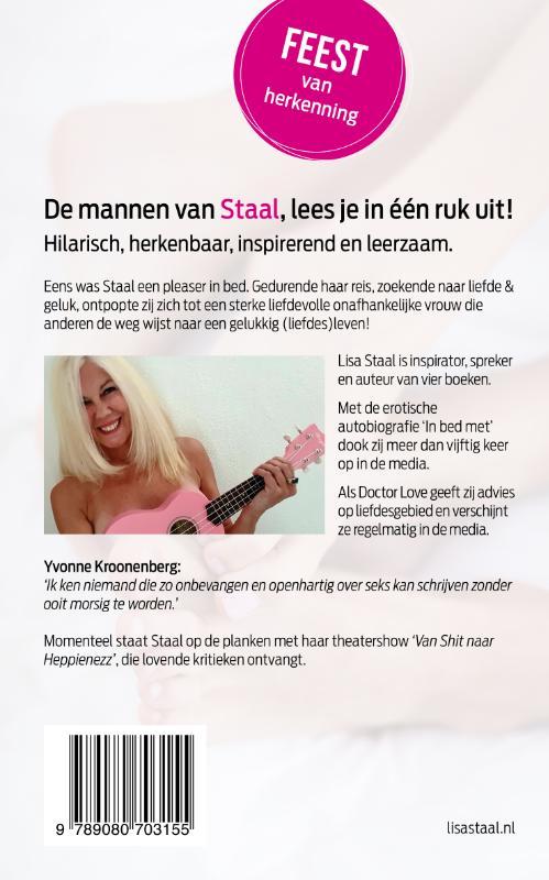 Lisa Staal,De mannen van Staal