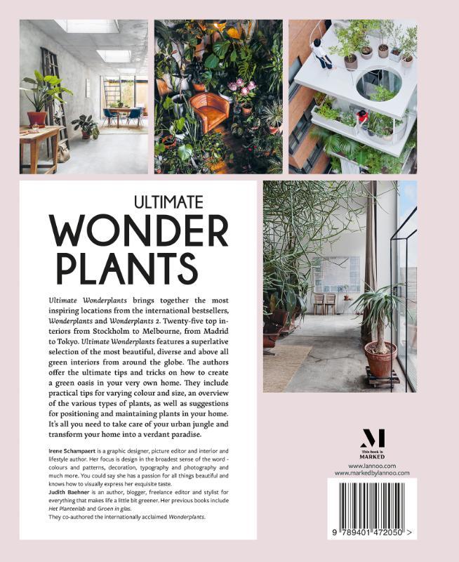 Irene Schampaert, Judith Baehner,The ultimate wonderplants