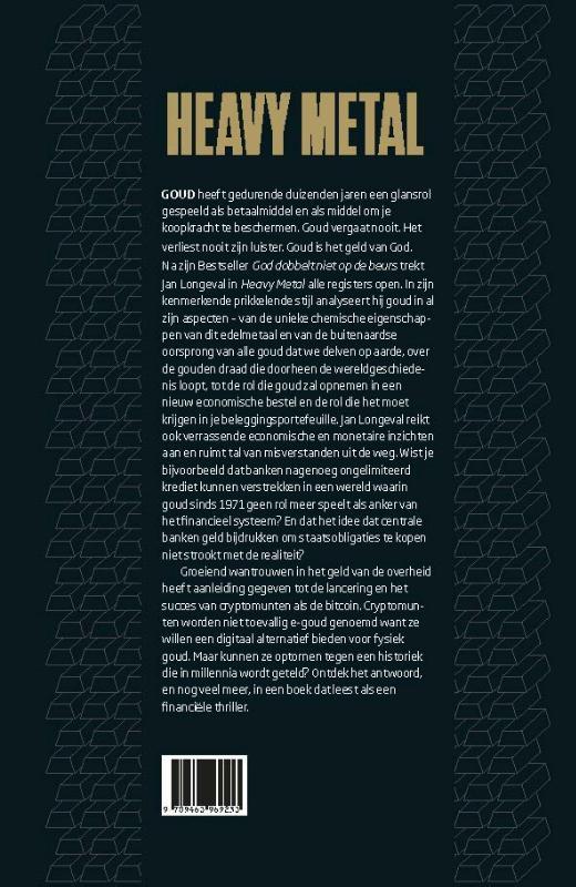 Jan Longeval,Heavy Metal