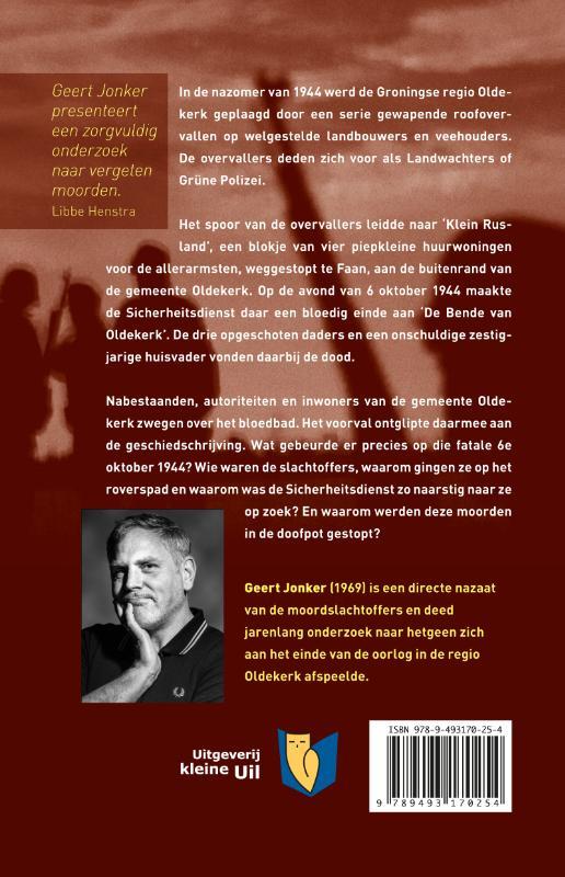 Geert Jonker,De Bende van Oldekerk