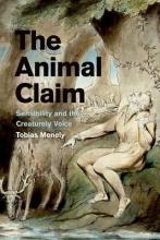 Menely, Tobias The Animal Claim