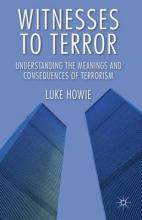 Howie, Luke Witnesses to Terror
