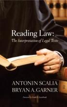 Scalia, Antonin,   Garner, Bryan A. Reading Law