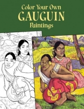 Marty Noble Color Your Own Gauguin Paintings