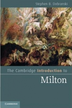 Dobranski, Stephen B. The Cambridge Introduction to Milton