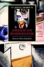 The Cambridge Companion to American Modernism