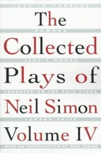 Simon, Neil The Collected Plays of Neil Simon Vol IV