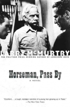 McMurtry, Larry Horseman, Pass by