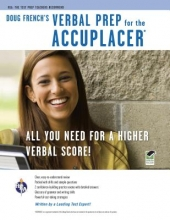 French, Douglas C. Doug French`s Verbal Prep for the Accuplacer