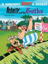 Rene,Goscinny Asterix  Asterix and the Goths (english)