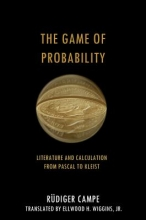 Campe, Rudiger The Game of Probability