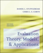 Daniel L. Stufflebeam,   Chris L. S. Coryn Evaluation Theory, Models, and Applications
