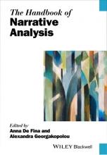 Anna De Fina,   Alexandra Georgakopoulou The Handbook of Narrative Analysis