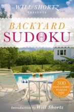 Shortz, Will Will Shortz Presents Backyard Sudoku