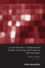 Mike Gillman An Introduction to Mathematical Models in Ecology and Evolution