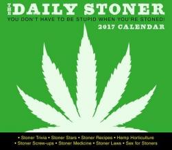 The Daily Stoner 2017 Calendar