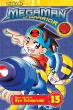 Takamisaki, Ryo Megaman NT Warrior 13