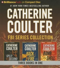 Coulter, Catherine Catherine Coulter FBI Series Collection