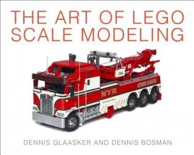 Dennis Glaasker The Art Of Lego Scale Modeling