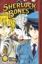 Ando, Yuma Sherlock Bones 6