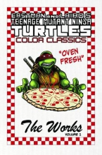 Laird, Peter Teenage Mutant Ninja Turtles Color Classics