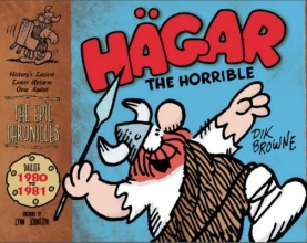 Browne, Dik Hagar the Horrible