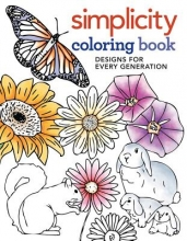 Mixed Media Resources Simplicity Coloring Book