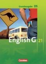 Biederstädt, Wolfgang,   Schwarz, Hellmut English G 21. Grundausgabe D 5. Schülerbuch