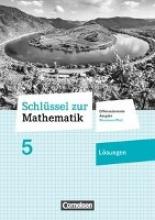 Berkemeier, Helga Schlüssel zur Mathematik 5. Schuljahr - Differenzierende Ausgabe Rheinland-Pfalz - Lösungen zum Schülerbuch