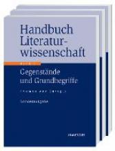 Anz, Thomas Handbuch Literaturwissenschaft