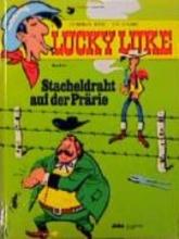 Morris Lucky Luke 34 - Stacheldraht auf der Prärie