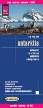 , Reise Know-How Landkarte Antarktis 1 : 8.000.000