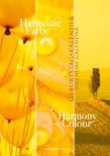 Geburtstagskalender Harmonie & Farbe immerwhrend