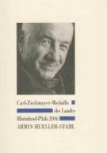 Carl-Zuckmayer-Medaille des Landes Rheinland-Pfalz 2006 - Armin Mueller-Stahl