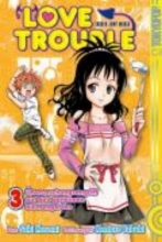 Hasemi, Saki Love Trouble 03