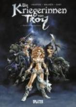 Arleston, Christophe Die Kriegerinnen von Troy 01 - Yquem der Grozgige