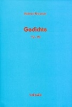 Krausser, Helmut Gedichte `79 - `99