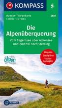 KOMPASS-Karten GmbH , Die Alpenüberquerung