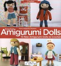 Maria Alejandra Montero, Crochet Amigurumi Dolls