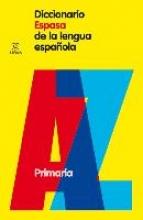 Diccionario Espasa de la lengua española : primaria