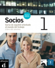 Socios 1 Libro del alumno + CD