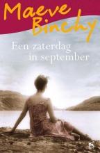 Maeve  Binchy POD-Een zaterdag in september